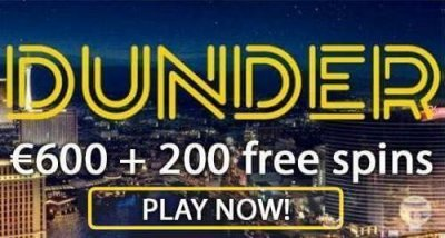 Dunder casino - beste casino site